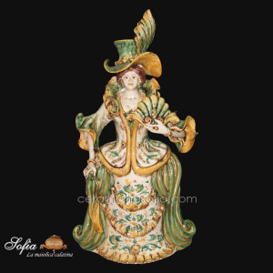 Lumiere, ceramiche di caltagirone