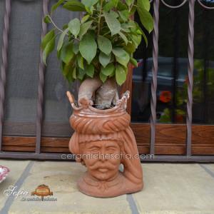 Arredi per Giardino, ceramiche di caltagirone