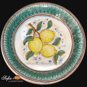 Fangotti in ceramiche caltagirone