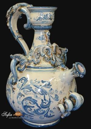 Versatoi in ceramiche caltagirone