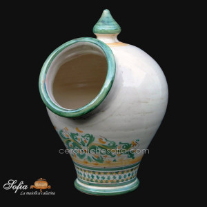 Set da Cucina in ceramiche caltagirone