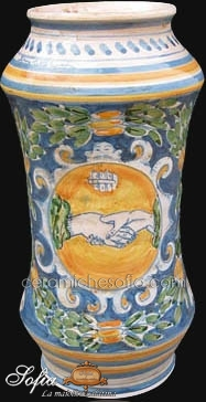 Vasi, ceramiche di caltagirone
