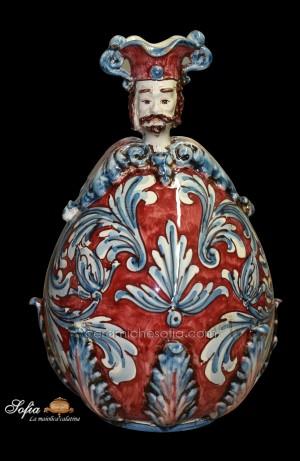 Uova, ceramiche di caltagirone