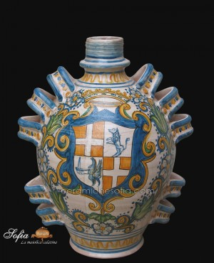 Orci, ceramiche artistiche siciliane