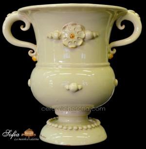 Vasi in ceramiche caltagirone