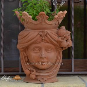 Arredi per Giardino in ceramiche caltagirone