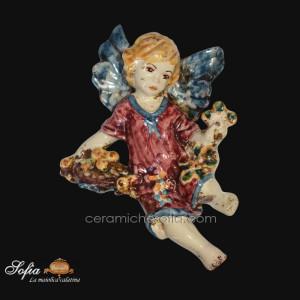 Angeli, ceramiche di caltagirone