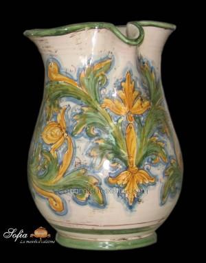 Cannate, ceramiche di caltagirone