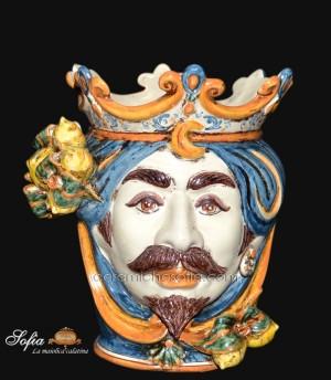 Teste di moro, ceramiche artistiche siciliane