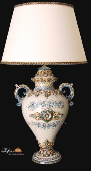 Lumi, ceramiche di caltagirone
