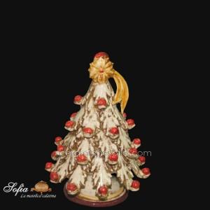 Christmas Line, ceramiche di caltagirone