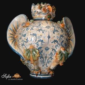 Civette, ceramiche di caltagirone