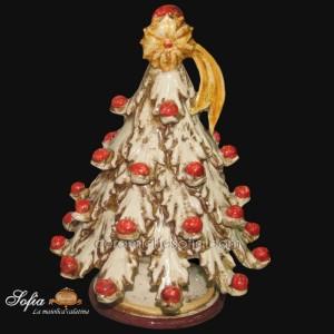 Christmas Line, ceramiche artistiche siciliane