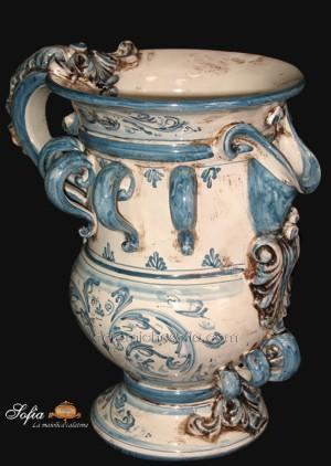 Versatoi, ceramiche di caltagirone
