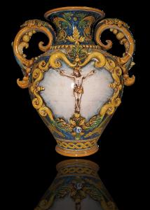 vasi in ceramica di caltagirone