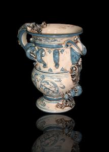 versatoi in ceramica di caltagirone