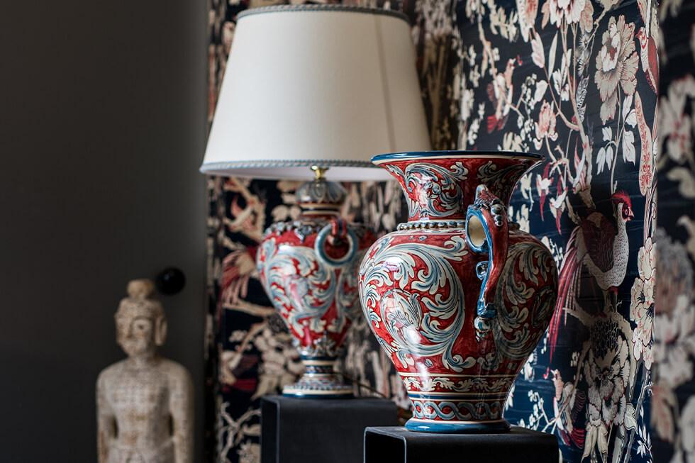 Ceramiche di caltagirone sofia ceramiche siciliane dei fratelli